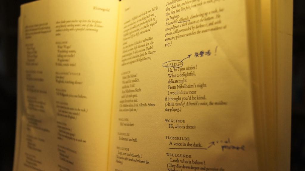 『神からの電話。オペラの台本を探す夜のマンハッタン』 連載 石岡瑛子さんからの個人レッスン –  5