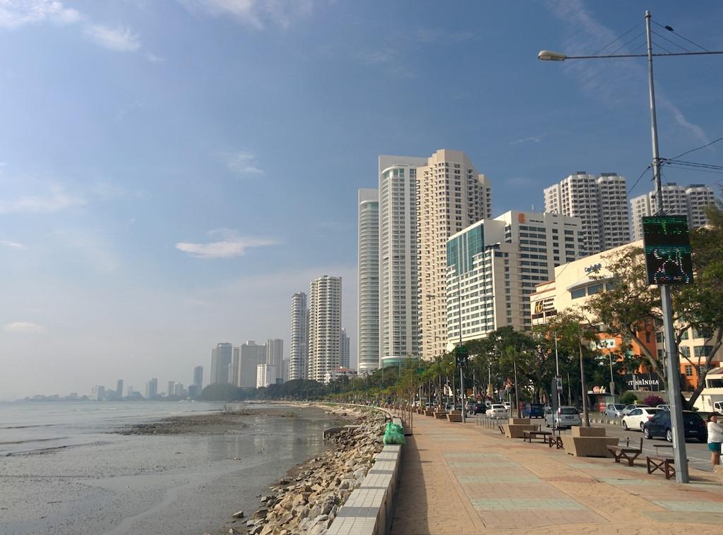 フリーの仕事人ならとっととマレーシアに移住せよ!ペナン島のファーストインプレッション