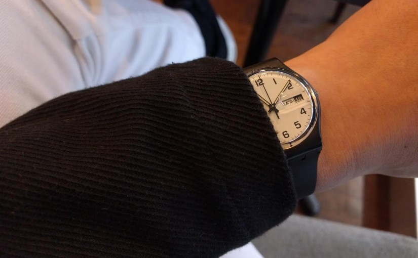 アンチ腕時計男が、急に腕時計を買った理由。