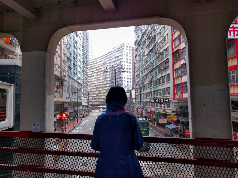 不良妊娠夫婦、極秘で香港へ高飛び。